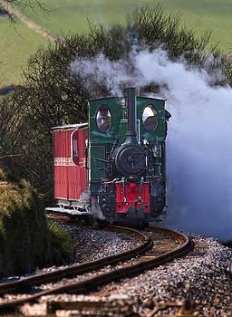 Stephen Barrie - Steaming