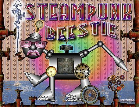Steampunk Beestie by Dean Gleisberg