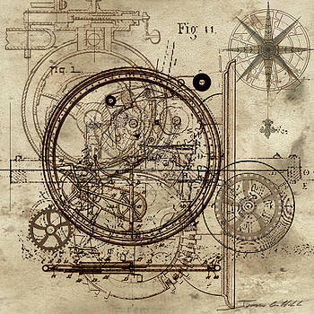 James Christopher Hill - Steampunk Dream Series III