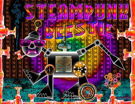 Steampunk Neon by Dean Gleisberg
