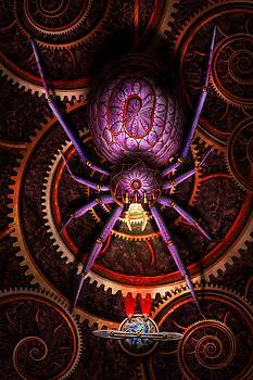 Mike Savad - Steampunk - The webs we weave