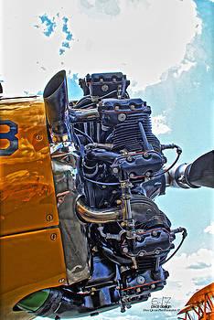 Stearman Engine by Dan Quam