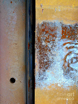 Steel Abstract by Robert Riordan