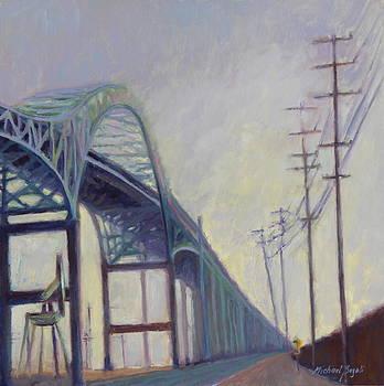 Steel Bridge  by Michael Besoli