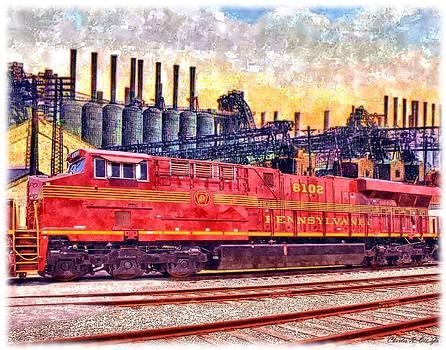 Steel Rails by Charles Ott