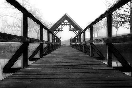 Steele Creek Crossing by Jonathan Grim
