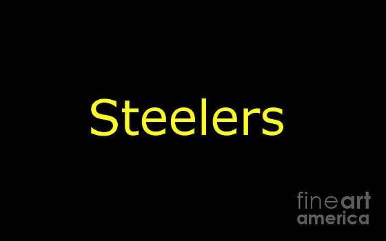 Steelers by Judy Palkimas