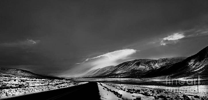 Steens Harney County Oregon by Michele AnneLouise Cohen