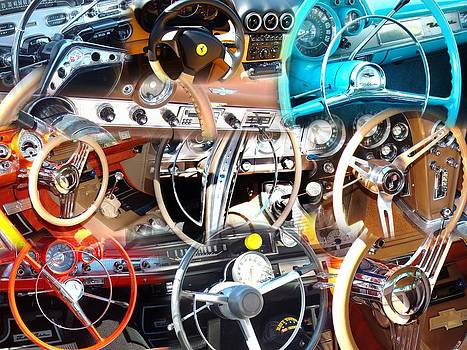Steering Wheels and Dashboards by Van Ness