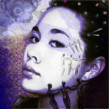 Stellar Sisterhood by Maria Jesus Hernandez