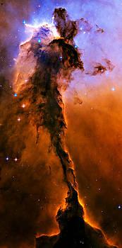 Ricky Barnard - Stellar Spire in the Eagle Nebula