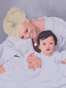 Stephanie and Aeri by Phil Vance