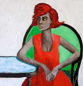 Stephanie by Clarence Major