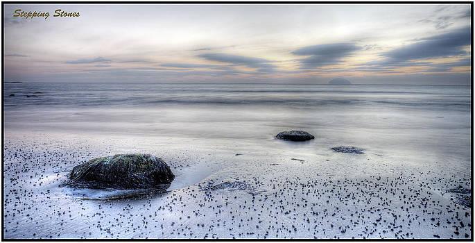 Stepping Stones by Paul Mccreaddie