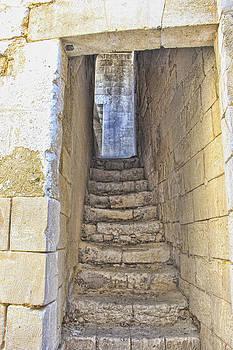 Steps to Matera by Oscar Alvarez Jr
