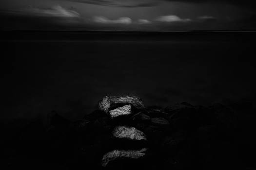 Steps to the Darkness by Vinicios De Moura