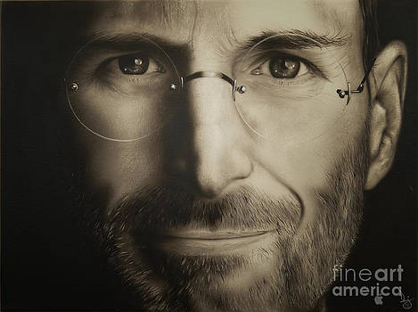 Steve Jobs by David Johnson