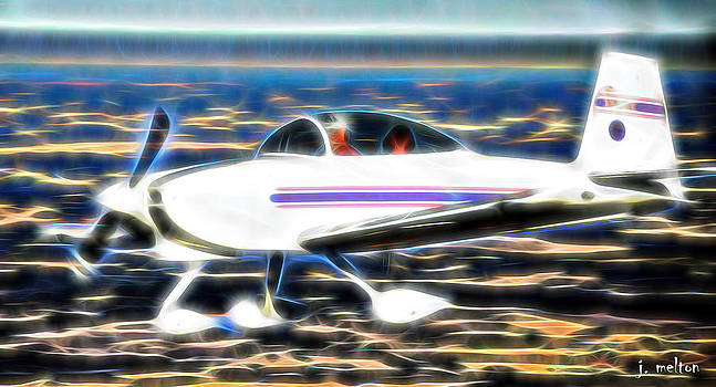 Steve's Favorite Ride by Jack Melton