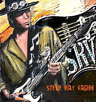 Larry E Lamb - Stevie Ray Vaghn