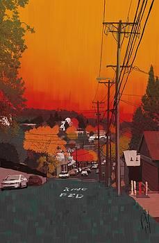 Stewart Street by Phil Vance