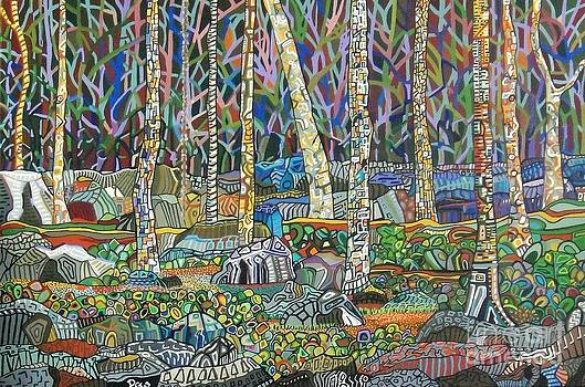 Sticks and Stones by Deborah Glasgow