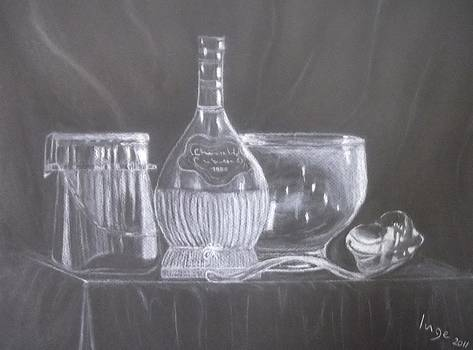 Still life 10 by Inge Lewis