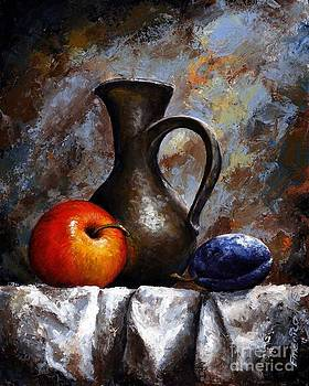 Still life 13 by Emerico Imre Toth