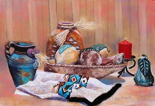 Still Life 2 by M Diane Bonaparte
