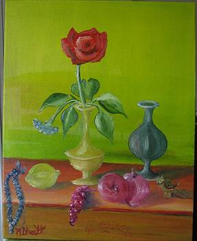 Still Life-3 by M bhatt