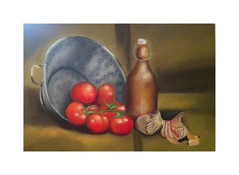 Still Life 5 by Graciela Scarlatto