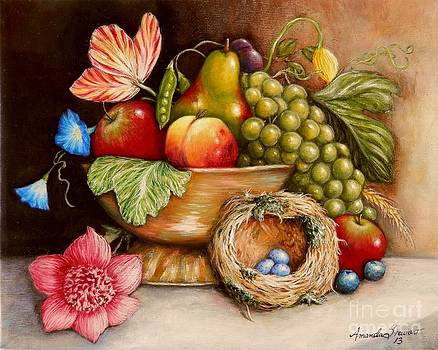 Still Life by Amanda Hukill