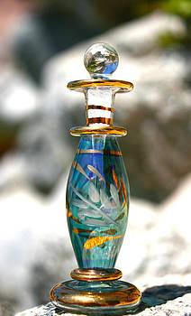 Veronica Vandenburg - Still Life Blue Bottle