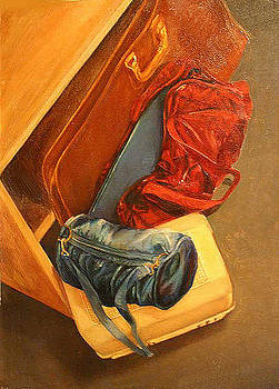 Still life First Painting by Julie Orsini Shakher