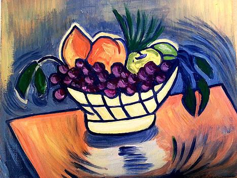 Nikki Dalton - Still Life Fruit