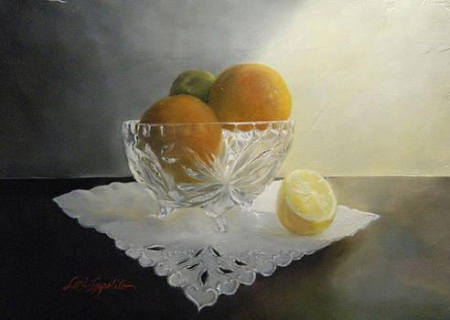 Still Life In Crystal by Lori Ippolito