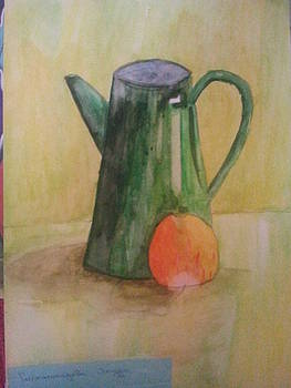 Still Life by Laurie Kanat