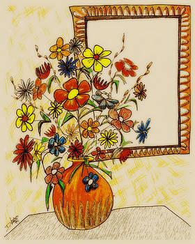 DENNY CASTO - Still Life on the table