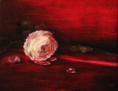 Still Life - Original Painting. Part of a Diptych.  by Tanya Byrd