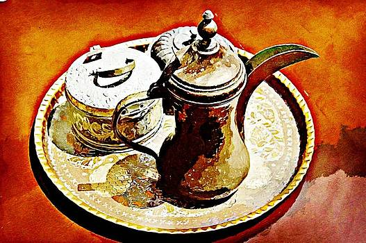 Coffee Time by Peter Waters