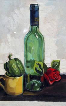 Still Life by Sangeeta Takalkar