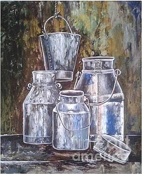 Still Life by Shivakant Shekhar