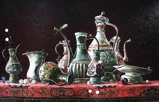 Still Life by Tanya Buryak