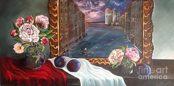 Still Life Venice by Kateryna Kurylo
