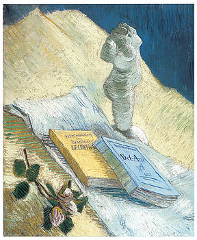 Vincent Van Gogh - Still Life with a Plaster Statuette