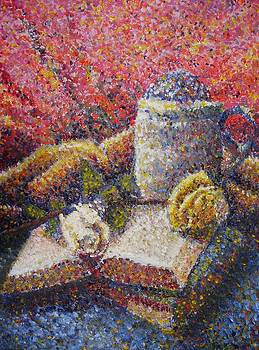 Still Life with Dots by Michelle Skinner