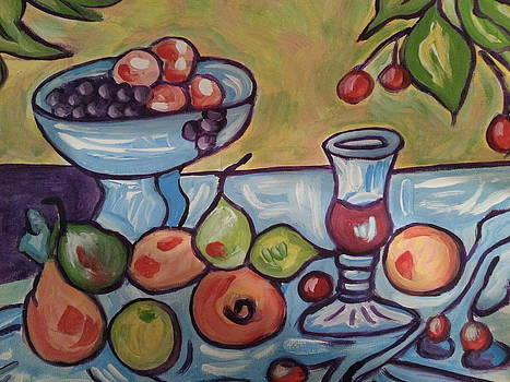 Nikki Dalton - Still Life with Fruit