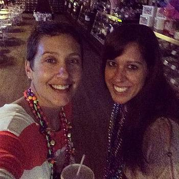 Still Mardi Gras'ing Together After by Ava Barbin-king