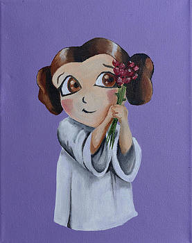 Still The Princess by Chris  Leon