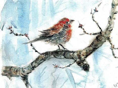 Still Waiting for Spring by Lynn Cheng-Varga