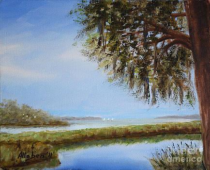 Still Water by Stanton Allaben